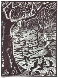 Scholastica (Full Moon) 1931, MC Escher✖️More Pins Like This One At FOSTERGINGER @ Pinterest✖️