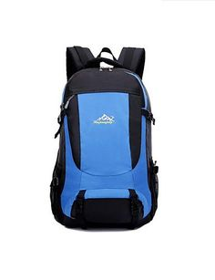 XH@G Waterproof Outdoor Backpack Hiking Backpack Large Capacity Cycling Backpack SB28 -- You will love this! More info here : Backpacking gear