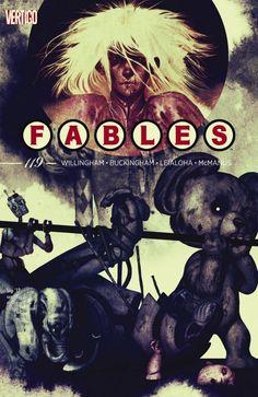 #Fables #119 #Vertigo