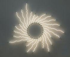 artnet Galleries: Morsealphabet by Brigitte Kowanz from Häusler Contemporary