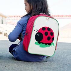 27784d1f2 La colorida mochila mariquita Juju será una gran compañera para los días  más ajetreados de los