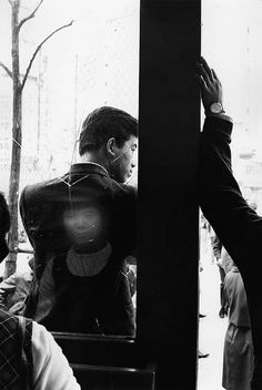 Yutaka Takanashi: Hachiko Square, Shibuya Station, Shibuya-ku (Tokyo-jin 12), April 25, 1965