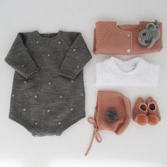 Sweet simple long-sleeved shirt with hand-made polka dots, buttons on the back and . Outfits 2019 Outfits casual Outfits for moms Outfits for school Outfits for teen girls Outfits for work Outfits with hats Outfits women Baby Outfits, Outfits Casual, Kids Outfits, Baby Knitting Patterns, Knitting For Kids, Knitted Baby Clothes, Cute Baby Clothes, Doll Clothes, Fashion Kids