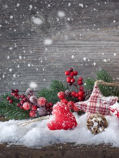 >> Click to Buy << Allenjoy 10x20ft(3x6m) photography background christmas Snow berries board  photography background ZJ #Affiliate