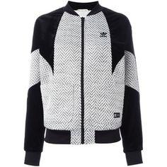 Бомбер спортивный серый Adidas