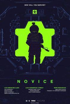 Alien: Isolation Novice mode