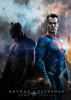 Top 10 Henry Cavill Batman Vs. Superman Fan-Made Images - Cosmic Book News