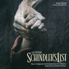Schindler's List. So moving and horrifying in one!