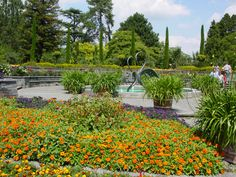 Garden of the Island of Mainau in Lake Constance, near the city of Konstanz, Baden-Württemberg, Germany. Mainau, maintained as a garden island and a model of excellent environmental practices, is one of the main tourist attractions of Lake Constance. - Flickr - Photo Sharing!