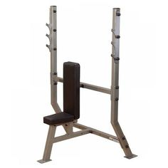Body Solid Olympic Shoulder Press