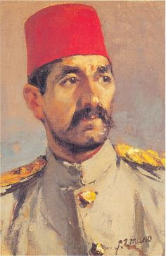 Hoca Ali Rıza1858 üsküdar ist- 20 mart 1930 üsküdar türk ressam