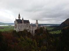 Schloß Neuschwanstein Castle