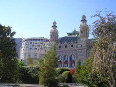 Casino & Hermitage -- Monte Carlo, Monaco