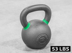 Rogue Kettlebells - Strength Training - Single Piece Casting