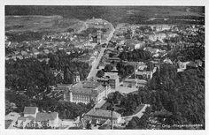 https://flic.kr/p/NWSR2k | Luftbild Neustrelitz 1930