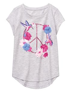 Tops & T-shirts Gymboree~white W/ Pink Flamingo Shirt Top~infant Toddler Girl 12-18 Months Moderate Price Clothing, Shoes & Accessories