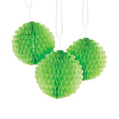 Flutterball Tissue Décor - OrientalTrading.com
