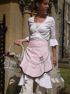 MALPHI APRON sewing kit by Verity Hope, via Flickr