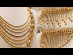 Gold Bridal Jewellery Sets, Dubai Gold Jewelry, Gold Temple Jewellery, Gold Wedding Jewelry, Latest Gold Jewellery, Wedding Rings, Gold Bangles Design, Gold Earrings Designs, Gold Set Design