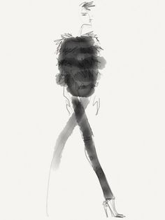 Joe Fresh Fall 2013; Illustration by Danielle Meder