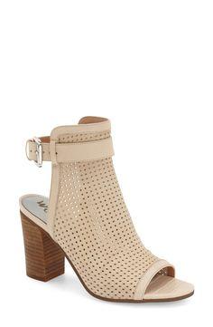 'Emmie' Open Toe Boot (Women)