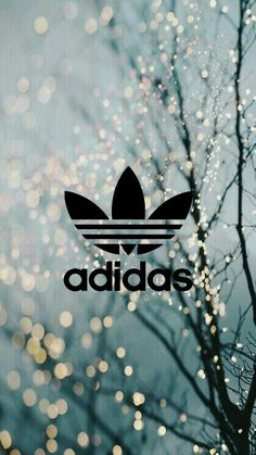 If you want me to make a wallpaper like this send me in dm the image you want! Requests are always open! my username is @shawnmarryme #adidas #lights #winter #branch #tree
