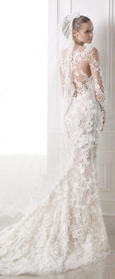 Atelier Pronovias Wedding Dress 2015