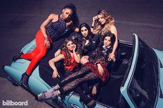 Fifth Harmony: The Billboard Photo Shoot | Billboard