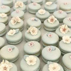 Macaron Cookies, Macaron Recipe, Jewel Cake, Cake Bouquet, Silhouette Cake, Creative Food Art, French Macaroons, Individual Cakes, Elegant Desserts