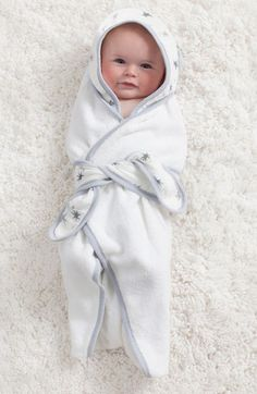 Loving this hooded bath towel - so super soft! http://rstyle.me/n/wg3xhnyg6