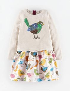 Cosy Woodland Dress