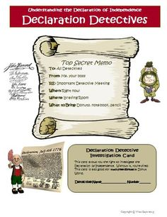 Creative and fun social studies lessons for grades 5 and up!