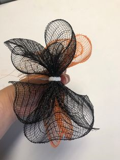 Making a Witch Hat Wreath! | Mama SaySay Deco Mesh Wreath Supplies, Deco Mesh Crafts, Wreath Crafts, Deco Mesh Wreaths, Diy Wreath, Rag Wreaths, Mesh Garland, Etsy Wreaths, Ribbon Wreaths
