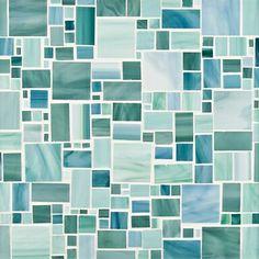 Ann Sacks Beautiful Seagl Mosaic Tile Inspiration Ondine Bela Ss2017 Gl