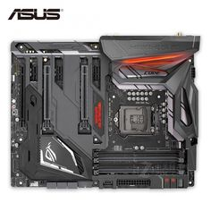 Cheap desktop motherboard, Buy Quality lga 1151 directly from China socket lga Suppliers: Original New Asus ROG Maximus IX Extreme Desktop Motherboard Socket LGA 1151 ATX Asus Rog, Gaming Accessories, Coding, The Originals, Instagram Posts, Cheap Desktop, Ahmedabad, Alibaba Group, Circuit