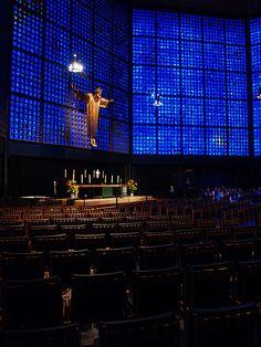 egon eiermann, gedächtnis-kirche, berlin 1957-1963