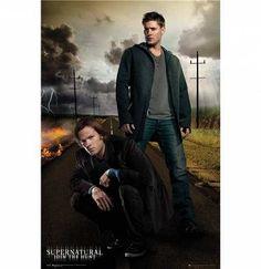 Prezzi e Sconti: #Supernatural sam and dean (poster maxi Serie tv  ad Euro 4.25 in #Supernatural #Serie tv