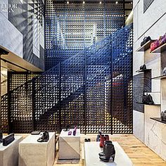 The Boys Are Back: David Adjaye Brings Proenza Shouler to SoHo | Projects | Interior Design