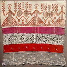Россия.Конец полотенца.1848