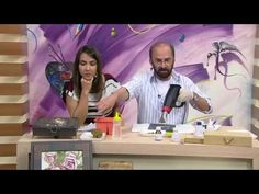 Mulher.com - 20/02/2017 - Caixa vintage para joias - Carlos Saad P1 - YouTube