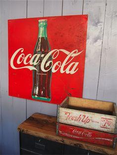 Distributeur automatique de coca cola distributeur de - Meuble coca cola ...