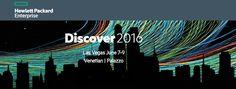 Geeksroom estará cubriendo #HPEDiscover 2016