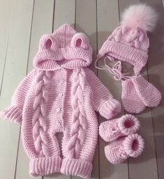 pattern for baby jumpsuit knitted baby romper, knitted baby clothes, baby winter clo. Knitting pattern of baby jumpsuit knitted baby romper Baby Boy Knitting Patterns Free, Baby Sweater Patterns, Baby Clothes Patterns, Knitted Baby Outfits, Knitted Baby Clothes, Baby Knits, Baby Overalls, Baby Jumpsuit, Winter Baby Clothes
