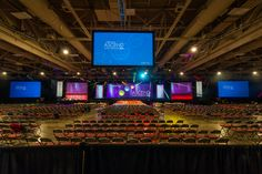 Great clients, great show. #Event #Productions