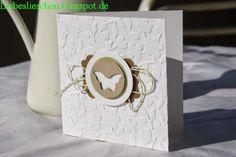 liebes Lieschen: VIP-Donnerstag - Geschenkkarte mit Halter