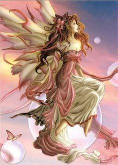 Sou fada, anjo, deusa, ... Sou o que você desejar! DC
