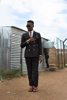 On the Street……The Smarties, Soweto, SA - The Sartorialist
