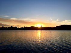 Lake Burley Griffin, Canberra Australia