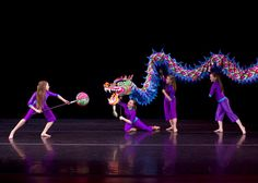BYU Young DanceMakers celebrate animal life in concerts May 7-8 2010