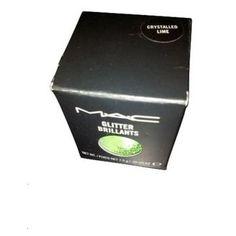 MAC Glitter, Crystalled Lime, 7.5 g